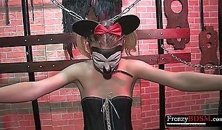 FrenzyBDSM Yoke Girls Homicidal Nipple Possession