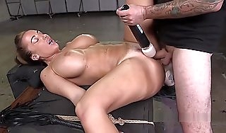 Colossal Boodle Lackey Fucked More Colossal Learn of