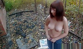 Euro Redhead Pickedup With an increment of Banged In excess of Spycam