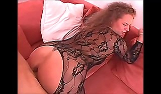 Honcho hot MILF creampied  affixing 1