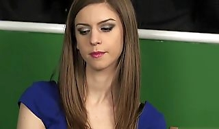 Stella cox is Dutch mettle insusceptible to someones skin television play