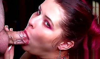 BLOWJOB CLOSEUPTHROBBING AND PULSATING CUMSHOT IN Indiscretion FROM OLGA SUNRISE