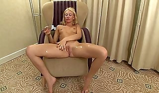Covetous Mart Teen Fucks Herself